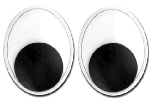 wackelaugen oval mm  st guenstig kaufen