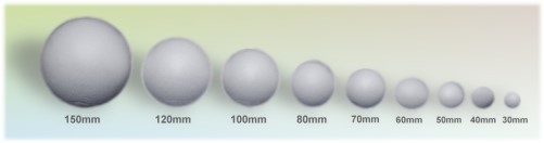 Styroporkugel 100mm g nstig kaufen paillettenvorlage - Styroporkugeln mit pailletten ...