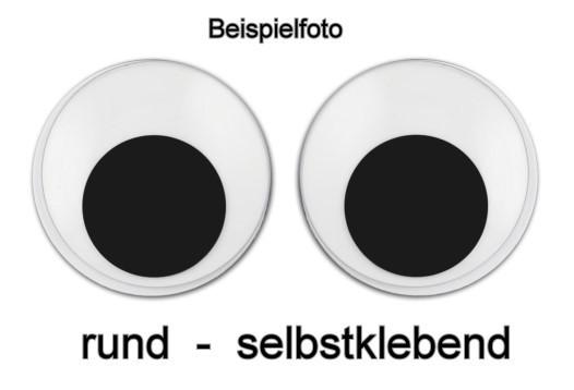 Wackelaugen Rund 8mm 18 St Selbstklebend Günstig Kaufen